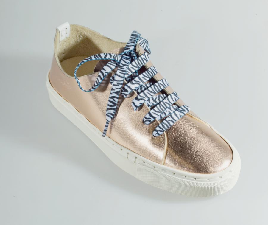 Zelf Sneaker Maken Metallic